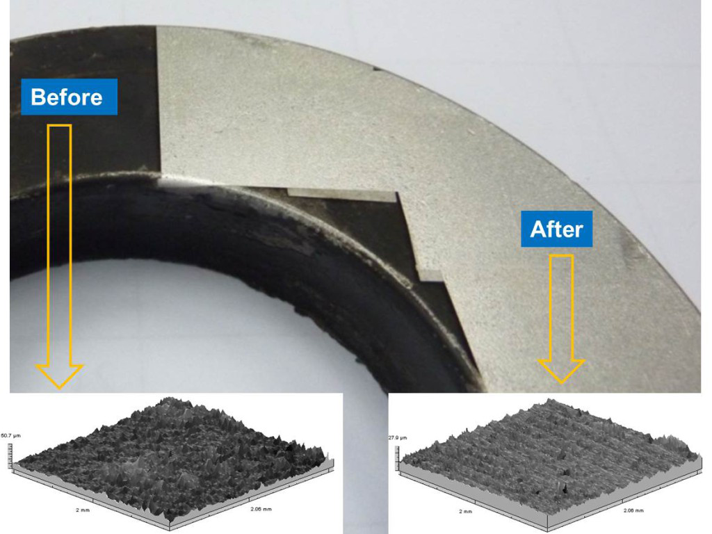 Laser Cleaning of Carbonaceous Deposits on Combustion Engine Components