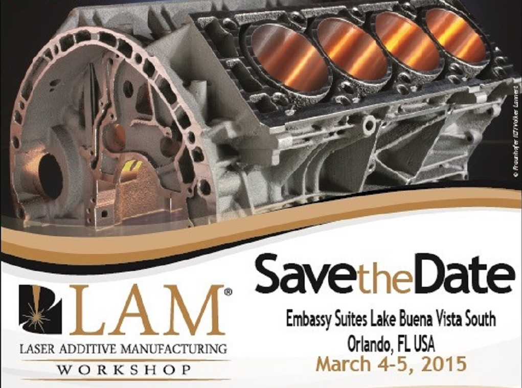 LAM 2015 A Workshop for the Next Era of Manufacturing