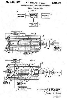 Patent, filed in 1958
