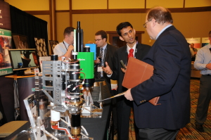 LAM provides great networking opportunities with experts in the AM industry during the Exhibitor Reception