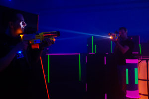 Laser Tag Lasers Today