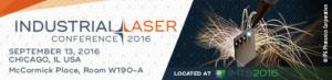 Industrial Laser Conference Banner