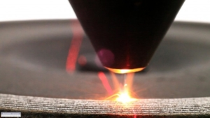 laser cladding manufacturing