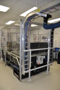 Laser-Lab-Setup