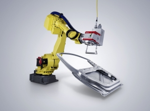Remote Laser Welding On the Fly